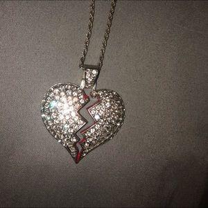20'' heart breaker chain